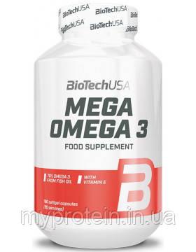 BioTechОмега 3Mega Omega 390 caps