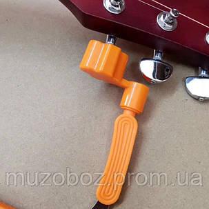 Ключ для намотки струн Deviser RP-E03 BK, фото 2
