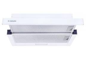 Вытяжка Minola HTL 6234 WH 700 LED GLASS