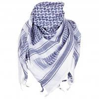 Куфія (арафатка) 115x110см синьо-біла MFH, фото 1