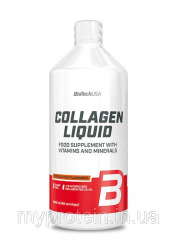 BioTech жидкий коллагенCollagen Liquid1l
