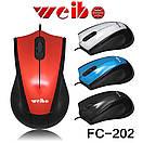 Компьютерная мышь Weibo FC-202, фото 5