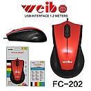 Компьютерная мышь Weibo FC-202, фото 6