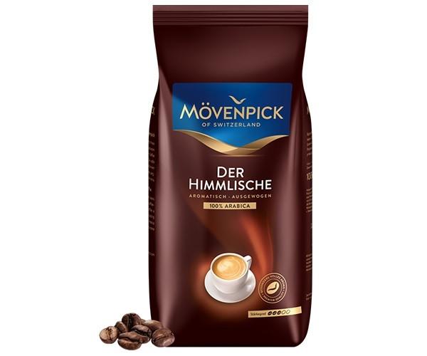 Кофе зерновой Movenpick Der Himmlische (Небесный) 100% арабика 1000 г Германия