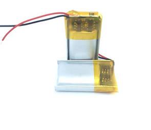 Аккумулятор литий-полимерный 80mAh 3.7V 501020 3.7V для фитнес браслетов
