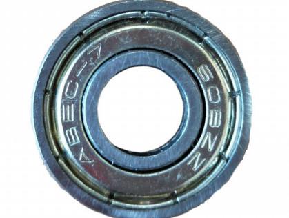 Підшипник кульковий 608ZZ (ABEC-7)