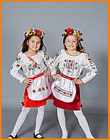 Украинский национальный костюм Українка