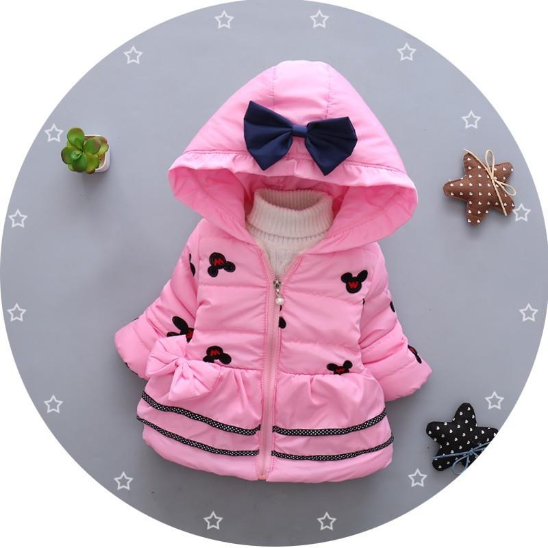 Демисезонная куртка для девочки размер 98.
