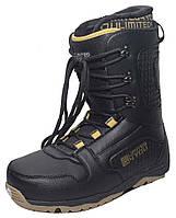 Ботинки для сноуборда Limited4you Sixteen Black Man