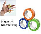 Магнитные кольца антистресс Спиннер фингирс spinner Магнитный спиннер, фото 2