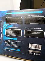 Клавиатура с подсветкой M-200 для компьютера. Клавиатура для ПК. Игровая клавиатура. Клавиатура проводная usb., фото 5