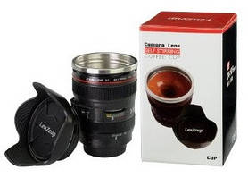 Чашка в виде объектива 350 мл (подарок фотографу)