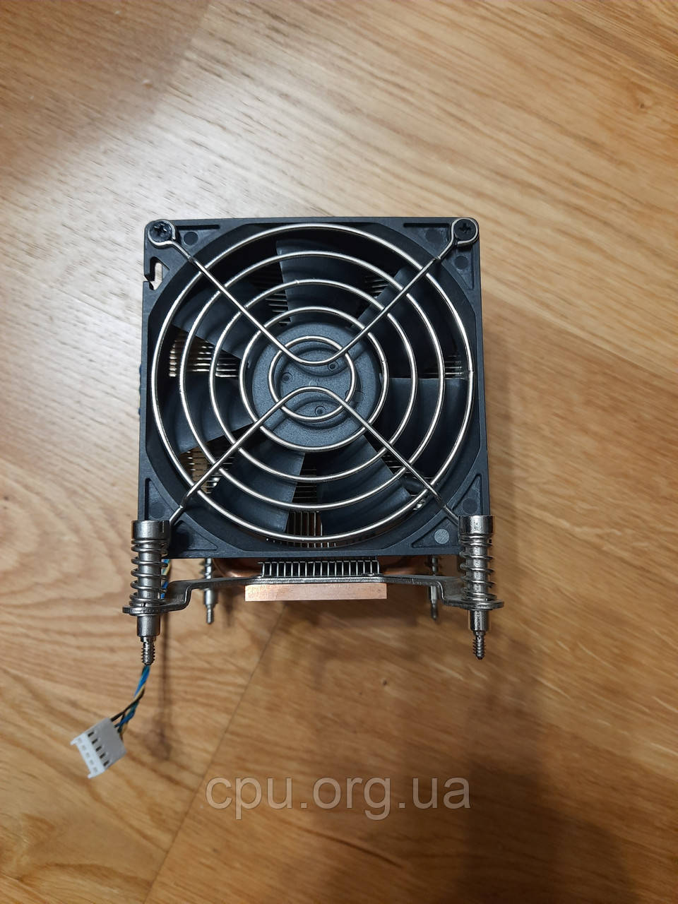 Кулер Cooling Fan HP Z400 Workstation 463981-001 LGA1366