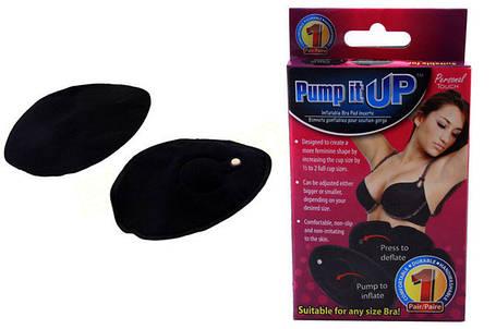 Надувные подушечки Pump It Up для бюстгальтера, фото 2