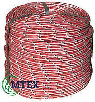 Шнур полипропиленовый плетеный Ø12мм. 100 метров Фал
