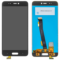 Дисплей для Xiaomi Mi5 / Mi5 Pro модуль в сборе с тачскрином, черный, High Copy