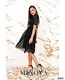 Платье №506Н-черный, фото 3