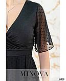 Платье №506Н-черный, фото 4