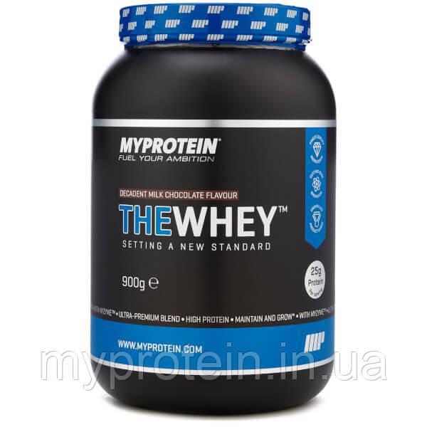 MyProtein Протеин сывороточный The Whey 1,8 kg