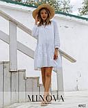 Платье №043-белый, фото 3