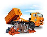 Вывоз строительного мусора Полтава Вывоз мусора в Полтаве газель зил камаз