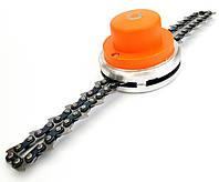 Катушка с цепью для триммера бензокосы мотокосы