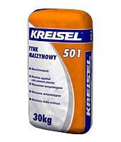 Машинная цементно-известковая штукатурка KREISEL 501