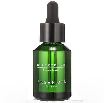 BlackTouch Аргановое масло 100% pure 30 мл под массажные баночки и Гуа-Ша для массажа лица и для волос