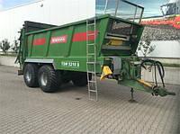 Причіп для внесення органічних добрив Bergmann TSW 5210 S, фото 1