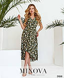 Платье №3152-оливка, фото 2
