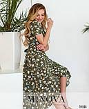 Платье №3152-оливка, фото 3