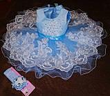 """Нарядное платье на 1-2 годика """"Кружево"""", фото 10"""