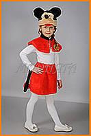 Детский костюм Микки маус для девочек Минни Маус