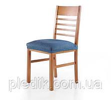 Чохли на стільці Іспанія, Rustica Blue (2 шт. сидіння) Синій