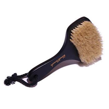 Premium Массажная антицеллюлитная щетка для сухого массажа из бука и щетины кабана от BlackTouch Dry Brush