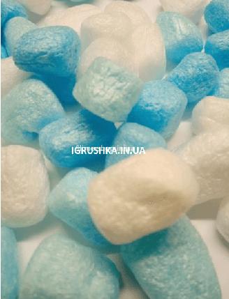 Кукурузные палочки для слайма голубые, фото 2