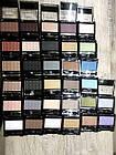 Тени для век LA ROSA MATTE Eyeshadow Professional Makeup одинарные LE-101 № 02 матовые Бежево-розовые, фото 2