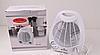 Компактный Тепловентилятор электрический обогреватель Wimpex WX-424 2000W. Лучшая ЦЕНА, фото 2