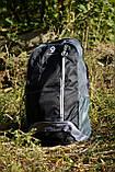 Рюкзак Greenlan GL-803 вологозахищений 20 л чорний, фото 7