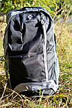 Рюкзак Greenlan GL-803 вологозахищений 20 л чорний, фото 6