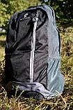 Рюкзак Greenlan GL-803 вологозахищений 20 л чорний, фото 5
