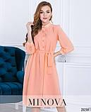 Платье №3113-абрикосовый, фото 2