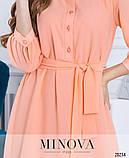Платье №3113-абрикосовый, фото 4