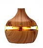 Увлажнитель воздуха c подсветкой, Освежитель воздуха mini usb humidifier 7 led color change, фото 4