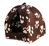 Портативная подвесная мягкая будка для собак и котов Pet Hut, Домик для домашних Пет Хат, фото 4
