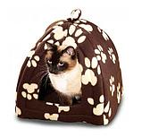Портативная подвесная мягкая будка для собак и котов Pet Hut, Домик для домашних Пет Хат, фото 2
