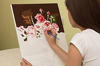 Рисование по номерам на холсте - современное хобби и увлечение для девушек, женщин и даже для мужчин!