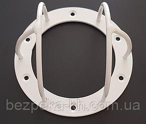 Решетка защитная RZ100A White