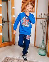 Спортивный костюм для мальчика Hees кеды синий
