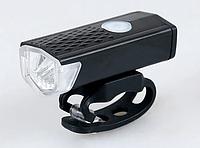 Велосипедная фара мини Raypal на аккумуляторе usb зарядка 300 люмен, фото 1